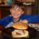 Billy his birthday burger
