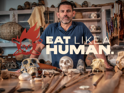 Eat Like a Human Cover