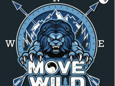 Move Wild Podcast Logo