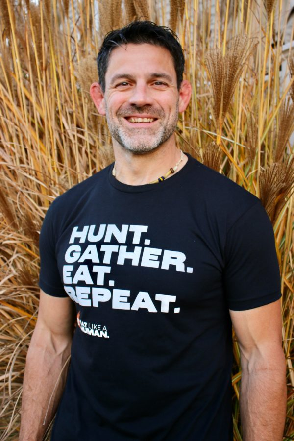 Hunt. Gather. Eat. Repeat shirt