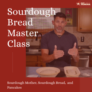 Sourdough Bread Master Class Cover