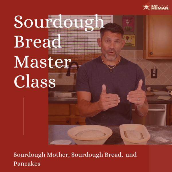 Sourdough Bread Master Class Cover