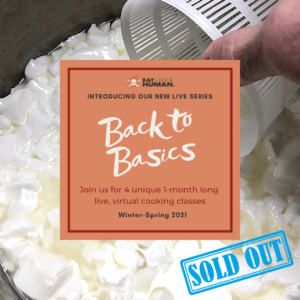 Back to Basics Bundle is Sold Out