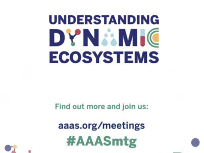 AAAS Announcement
