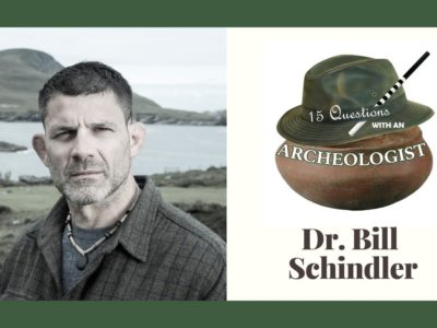 15 Questions Connect Archeologist