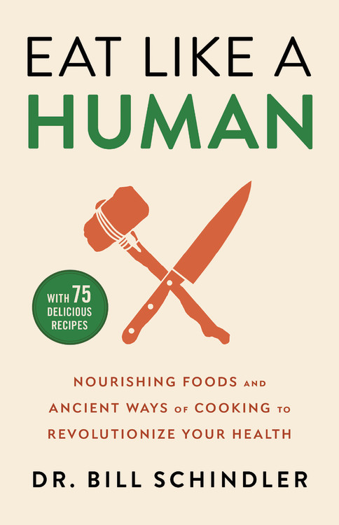 Eat Like a Human Book Cover