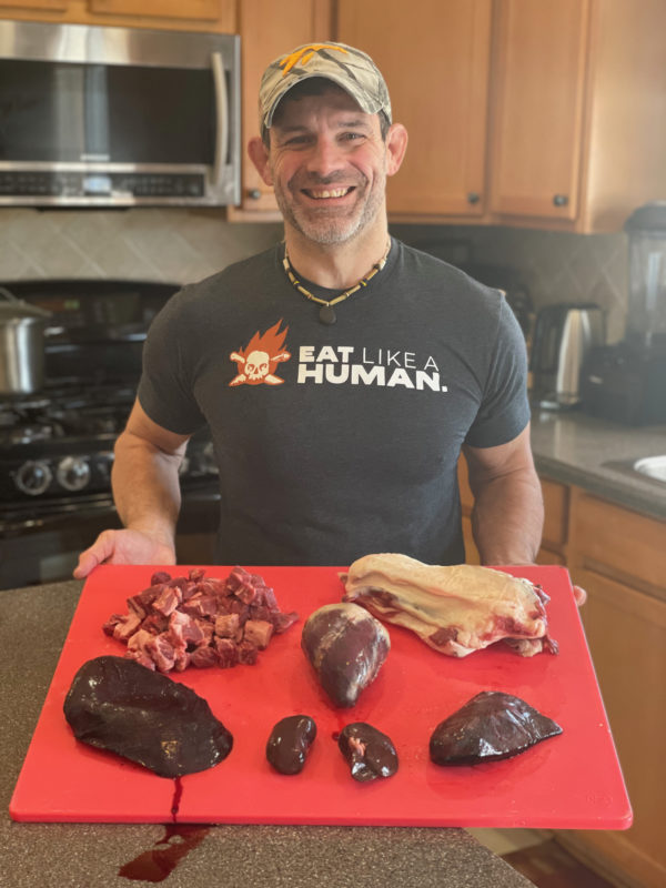Dr. Bill with offal