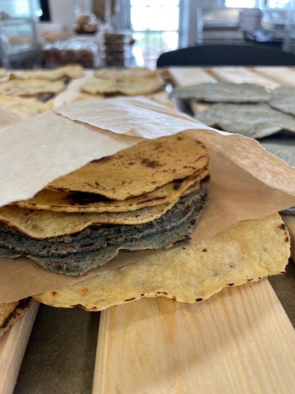 Rise tortillas